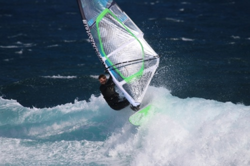 Windsurfing Canrnival at Playa del Cabezo 20-02-2015